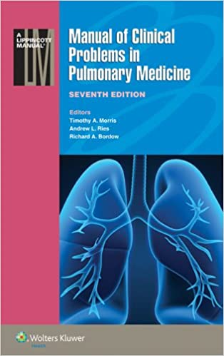 Manual of Clinical Problems in Pulmonary Medicine (7th Edition)