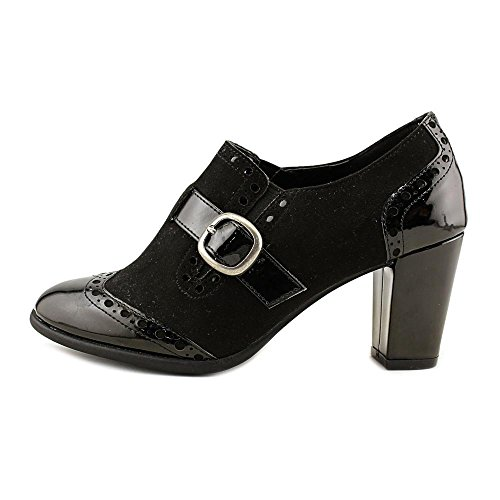 Karen Scott Kaydan, Mary Jane Pumps Frauen, Cap Toe Black