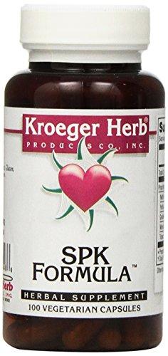 100 Capsules Kroeger Herb (Kroeger Herb Spk Formula Capsules, 100 Count)