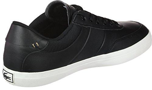Lacoste Herren Court-Master 118 1 Cam Sneaker Schwarz