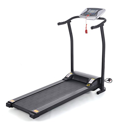 Yiilove Folding Electric Treadmill Incline Motorized Power Fitness Running Machine Smartphone APP Control for Home Gym Exercise (1)