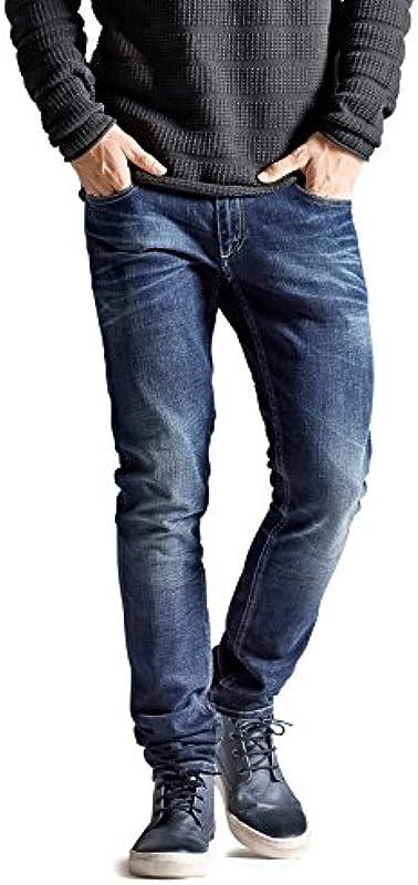 Jack & Jones męskie jeansy Ben Original Skinny Jeans: Odzież