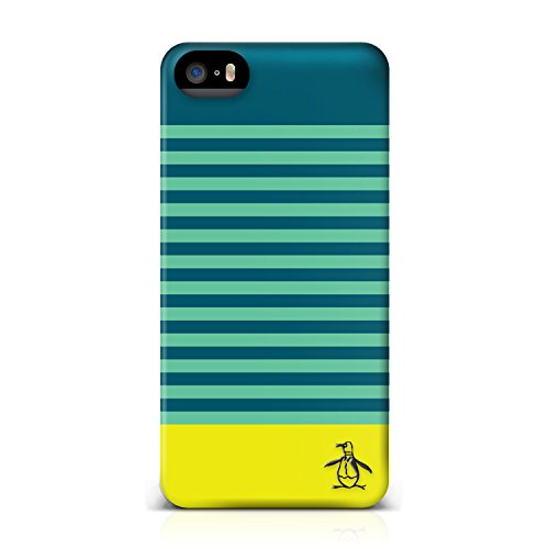 original-penguin-printed-case-for-iphone-5-5s-retail-packaging-green-yellow