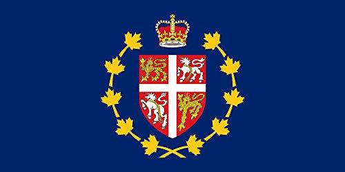 - DIPLOMAT-FLAGS Lieutenant-Governor of Newfoundland and Labrador Flag | Landscape Flag | 0.06m² | 0.65sqft | 17x34cm | 7x14inch Car Flag Poles