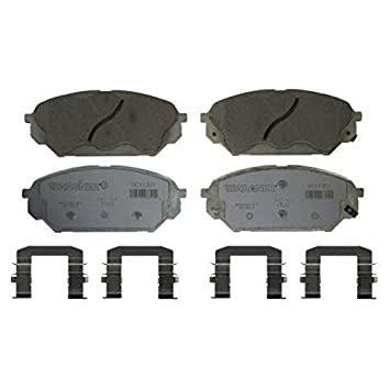 WAGNER Brake OEX1084 WAGNER OEX DISC PAD Set