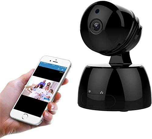 Wireless IP Camera,GAKOV GA829X WiFi 1080P HD Security Surveillance Camera for Baby Pet Nanny with Night Vision Motion Detection- Cloud Service Available-Black