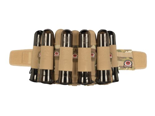 GI Sportz Glide 5+6 Paintball Harness - Multi-Cam by GI Sportz