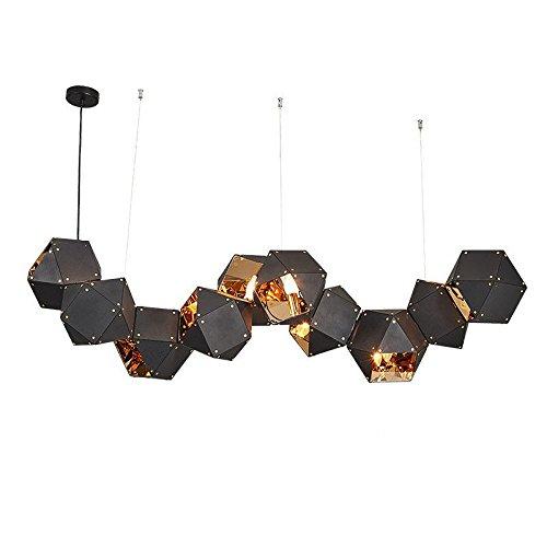 Kreative Wohnzimmer Mode Designer Lampe Metall Kunst ...