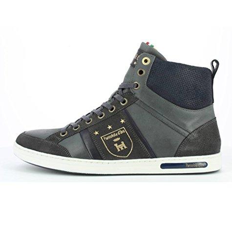 a Collo Pantofola Alto Mid Mondovi Uomo Grigio Sneaker Shadow Dark d'Oro 7zw nwxxg1RSI