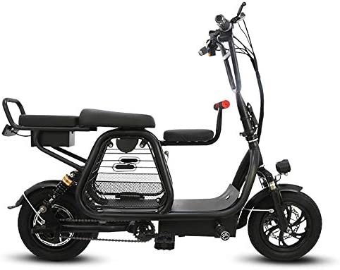 Suyanouz Nueva De 12 Pulgadas EléCtrica Plegable con La Bicicleta ...