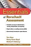 Rorschach Essentials