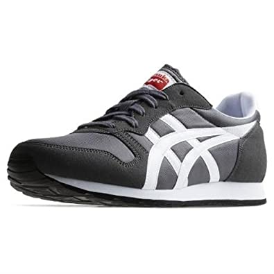 Onitsuka Tiger Temp-Racer, Unisex Adults' Sneakers, Grey (Grey 1101)