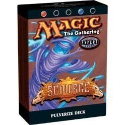 Magic the Gathering MTG Scourge Pulverize Theme Deck by Wizards