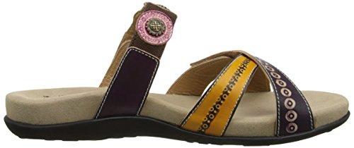L'Artiste by Spring Step Women's Glendora Flat Sandal Purple/Multi big sale online visit sale online best seller sale online sale cheap price ebay sale online ofPbQg