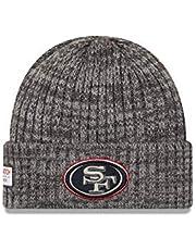 New Era San Francisco 49ers Beanie NFL 2019 On Field Crucial Catch Knit