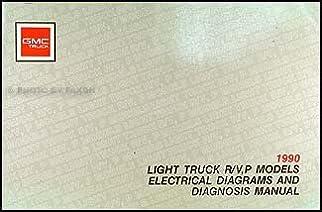 1990 gmc p chassis wiring diagram motorhome stepvan value van fc rh amazon com