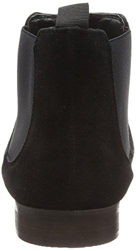 Uomo Uomo Fashion Stivali Black New New Look Black Chelsea Wx8HWg0n