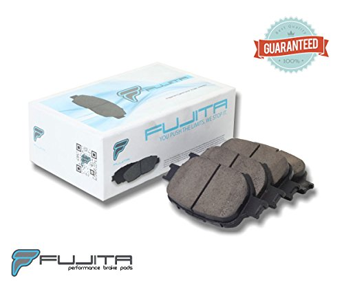 Fujita Brake FB08170 Street Performance Ceramic Brake pad – Scion, Toyota