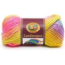 Lion Brand Yarn Company 545-215 Yarn, Fiesta