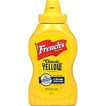 French's Classic Yellow Mustard, 8 oz