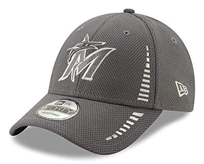 New Era Miami Marlins 9Forty MLB Speed DE Performance Adjustable Hat