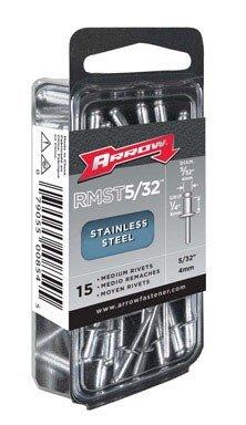 Medium Steel Rivet (Arrow Fastener RMST5/32 5/32