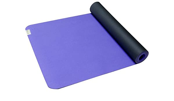 Gaiam Sol Suddha Eco Yoga Mat (4mm) by Gaiam: Amazon.es ...