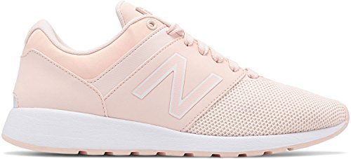 New Balance Womens Modern Classics Wrl24 Shoes Orange