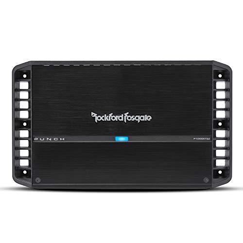 Rockford Fosgate Punch P1000X1BD 1000 Watt Class-bd Mono Amplifier