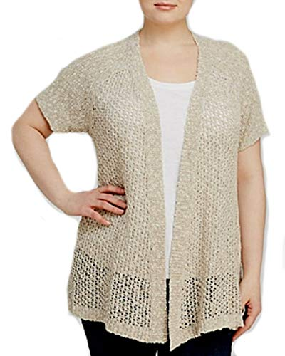 Eileen Fisher Nylon Cardigan - Eileen Fisher Linen Cotton Cardigan 2X 3X MSRP $298.00 (3X)