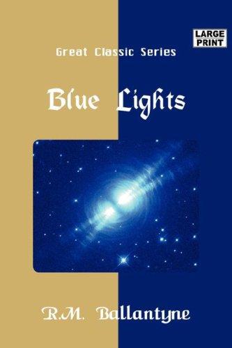 Download Blue Lights (Large Print) pdf