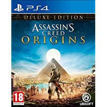 Assassin's Creed Origins Deluxe Edition (PS4) (UK)