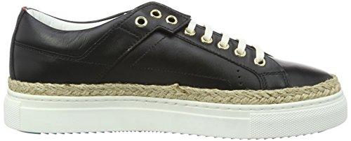 1 da r Connie Sneakers nero donna 01 Black 10195754 Low Hugo wqPxvXO