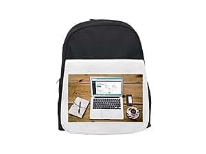 Mochila de ordenador portátil, Wordpress, diseño de Wordpress impreso para niños, mochilas lindas, mochilas pequeñas lindas, ...