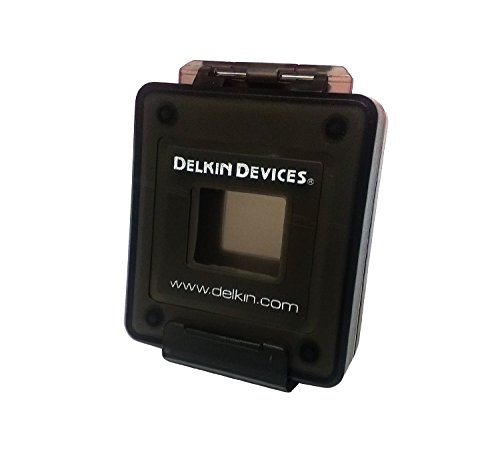 - Delkin Combat Compact Flash Memory Card Tote (Holds 2x SD +1x CF) [DDACC-COMBAT-MP]
