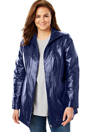 Woman-Within-Plus-Size-Zip-Front-Leather-Jacket
