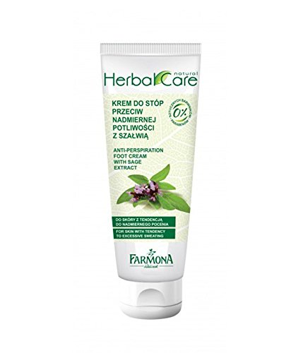 Farmona Anti-perspiration foot cream with sage extract