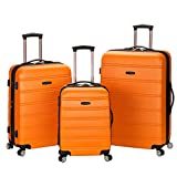 Rockland Melbourne Hardside Expandable Spinner