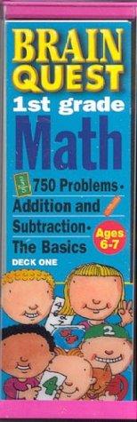 Download Brain Quest 1st Grade Math PDF