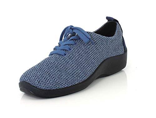 Arcopedico Net 3 Indigo Womens Lace-Up Shoe Size 37M