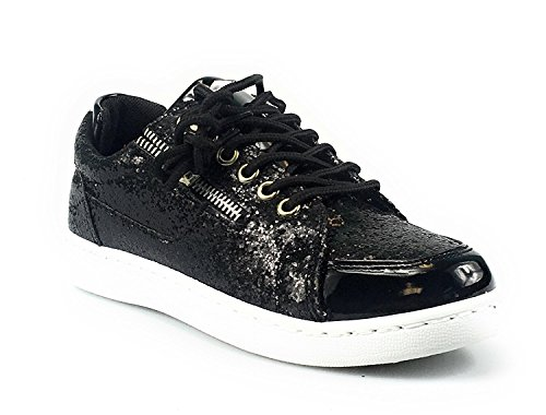 Forever Link ULTRA-41 Lady Sneakers Black*