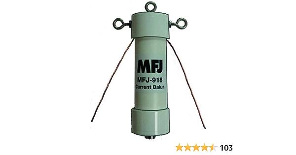 mfj-918 Balun, 1: 1, actual