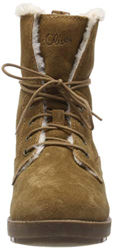 26106 Marron cognac Desert 305 oliver S Boots Femme 5 5 FBx76