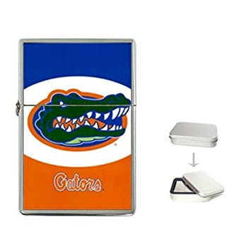 Amazon.com: Florida Gators Flip parte superior encendedor + ...