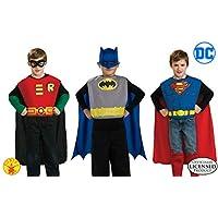 DC Comics Action Trio Child Costume Kit Deals