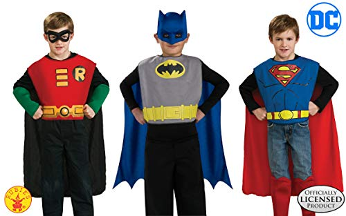 DC Comics Boys Action Trio Superhero Costume