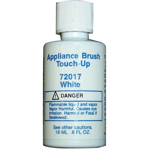 Price comparison product image 72030 Appliance Brush On Touch-Up Paint (White)