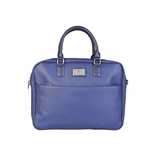 V&A Enterprises , Damen Tote-Tasche blau blau