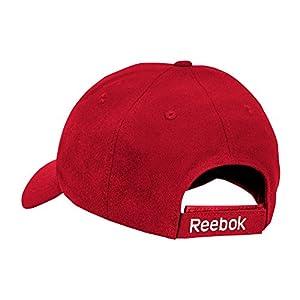 NHL Men's Basics Structured Adjustable Hat
