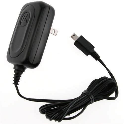 - Motorola Q , L2,A1200 / MING,KRZR K1 / KRZR K1m/Nextel ic402 / ic502 OEM Original Travel/HomeWall Battery Charger SPN5185